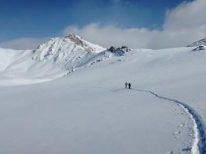 Ski de randonnée © O. Chrétien