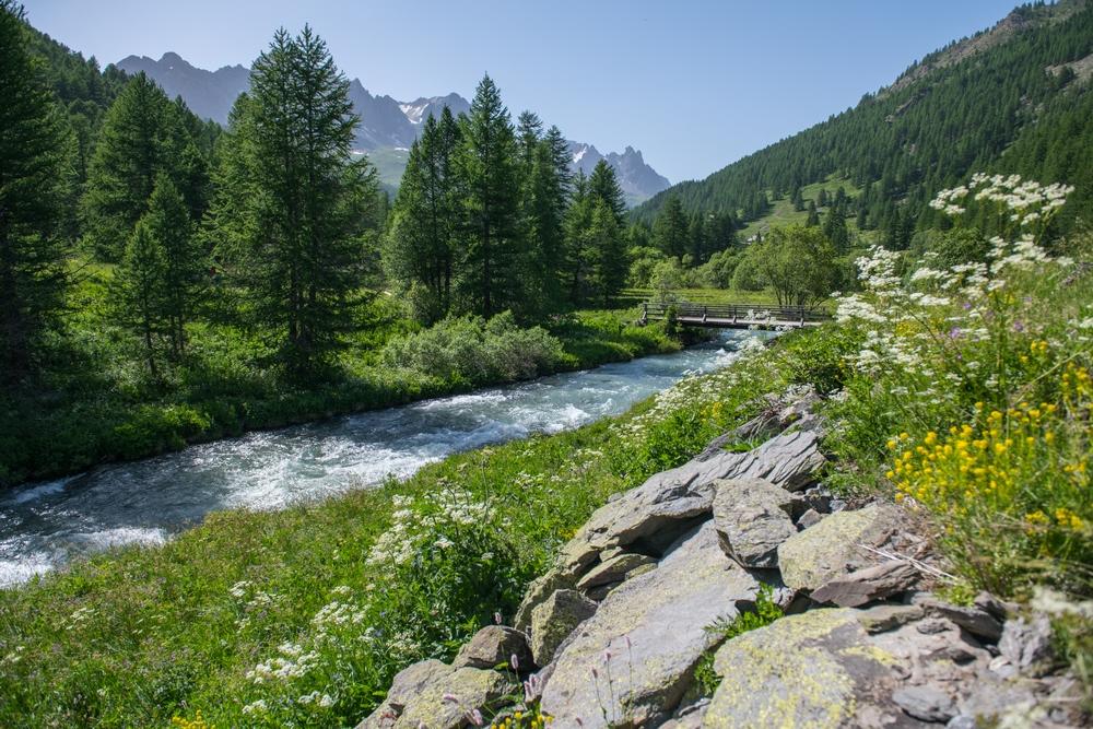 Clarée rivière