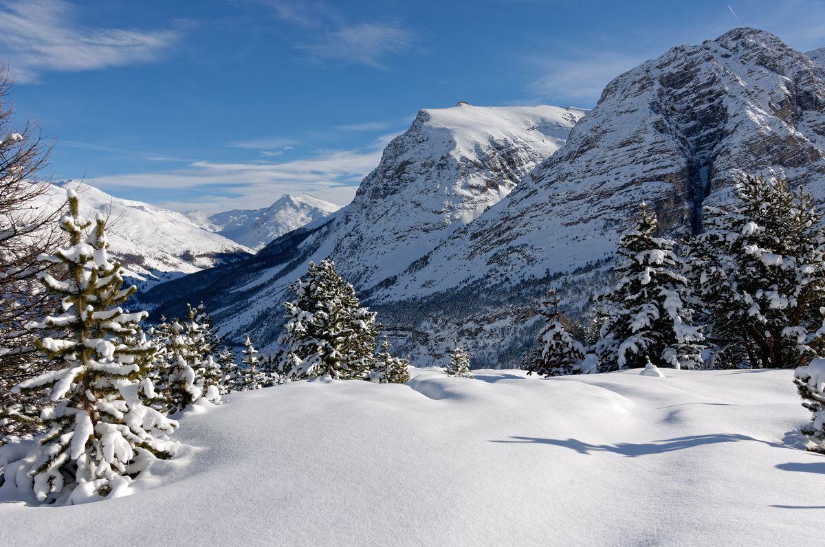 Vallée des Fonts Lasseron