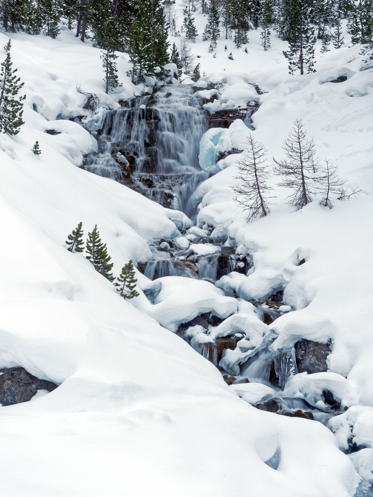 Cascade des Oules, Izoard