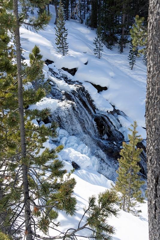Cascade des Oules Cervières