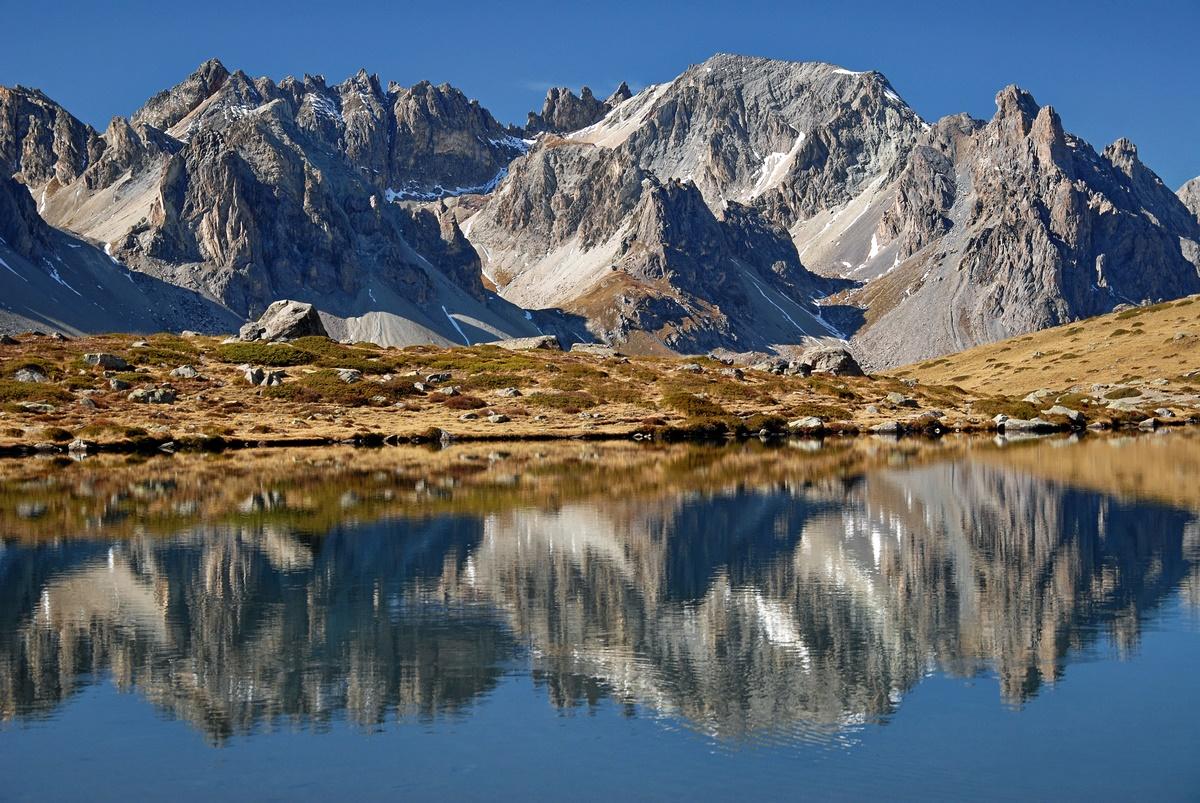 Lac Laramon les Cerces