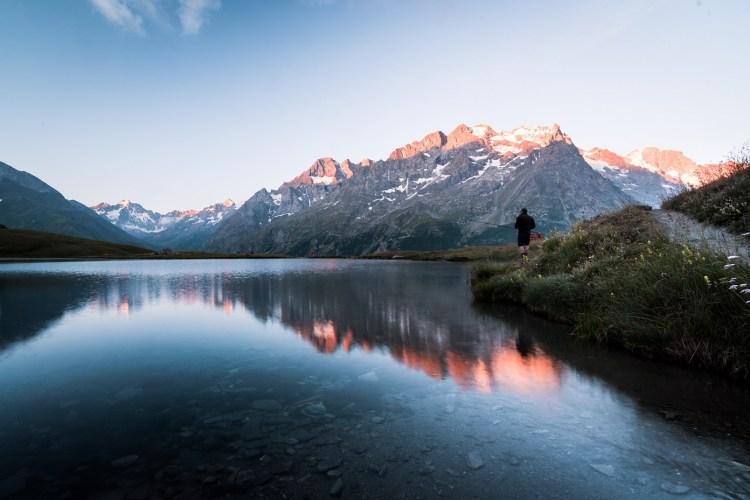 Pêche lac du Pontet