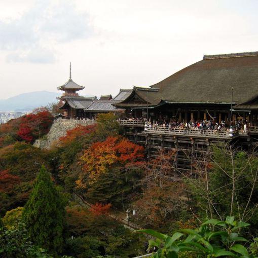 Kiyomizudera (清水寺), Kyoto I © 2008 – 2015 Marc Popelier