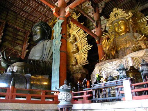 Todaiji (東大寺), Nara, Unesco heritage