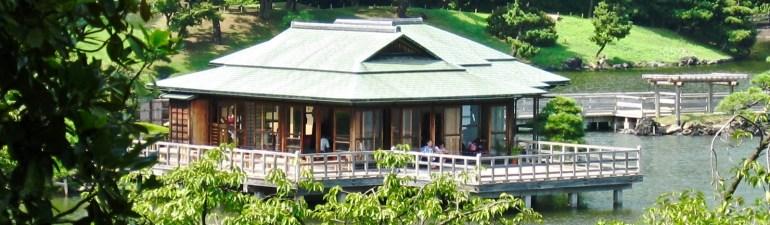 Hama Ryukyu Gardens in Tokyo
