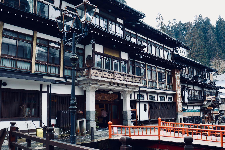 Ginzan Onsen - Notoya ryokan