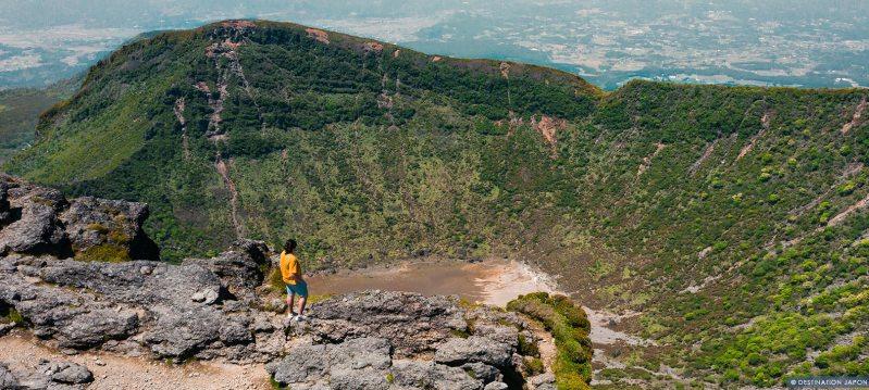 Les hauteurs de Kirishima à Kagoshima