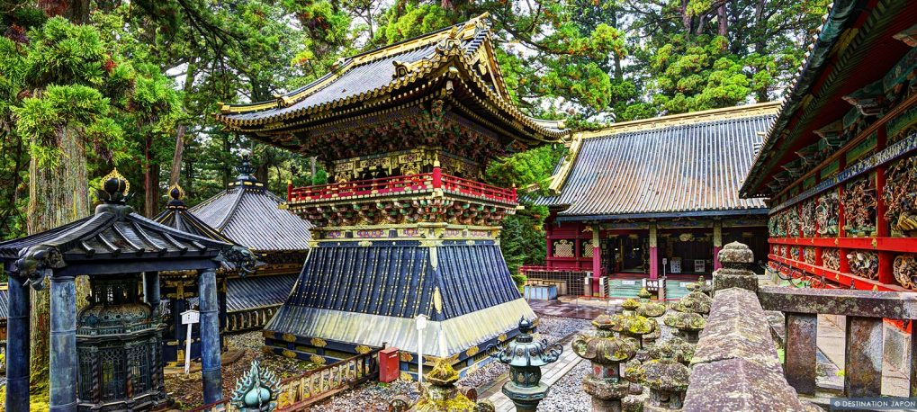 Sanctuaire Toshogu de Nikko