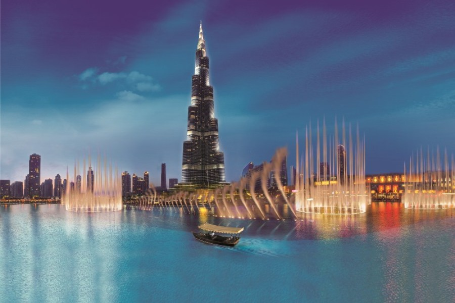 4 Days/ 3 Nights Dubai Tour