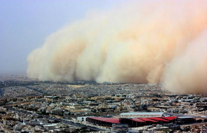 sandstorm ksa
