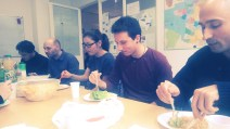 Repas IDL Groupe 2