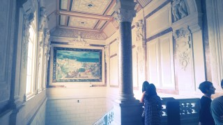 Destination Langues Marseille Beaux-Arts Mural 2