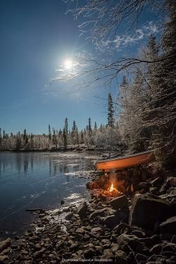 Destination Lapland - full moon