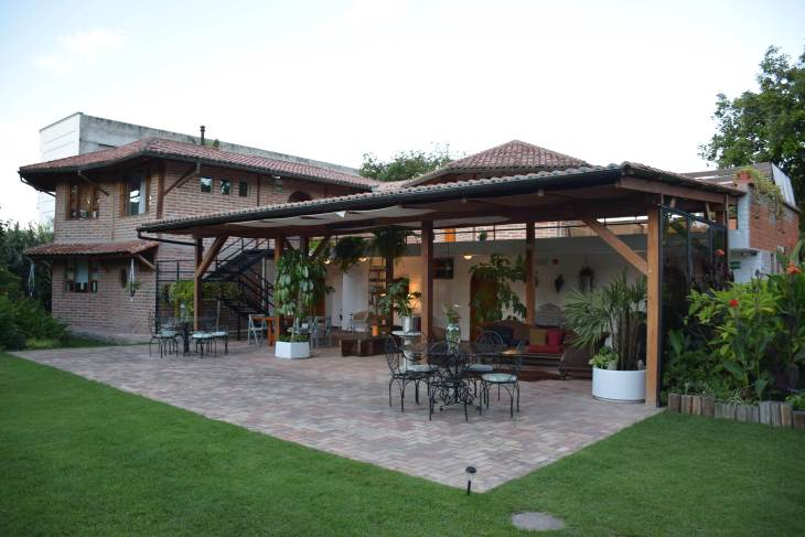 The perfect place to stay to enjoy the things to do in Quito, Ecuador