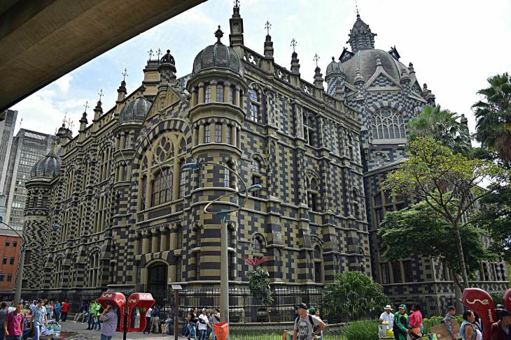 what to do in medellin, a large part of our guide to Medellin