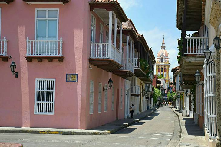 one of our favorite pictures of Cartagena