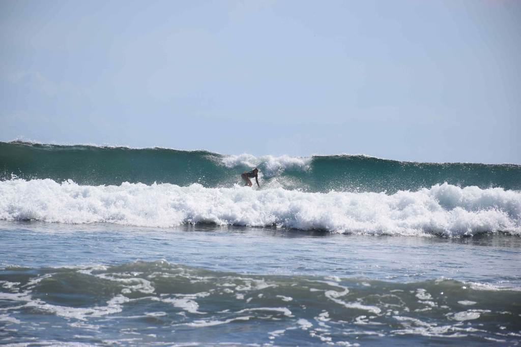 Surfing is one of the most popular things to do in San Juan del Sur