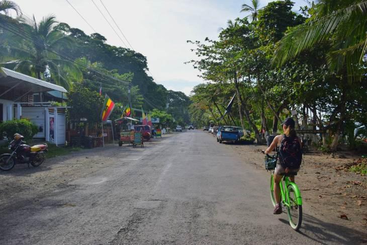 Bike hire Puerto Viejo