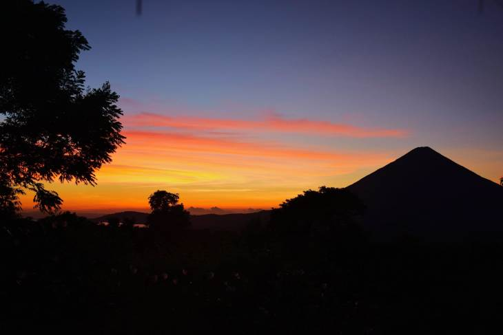 ometepe is one of the best places to visit in Central America