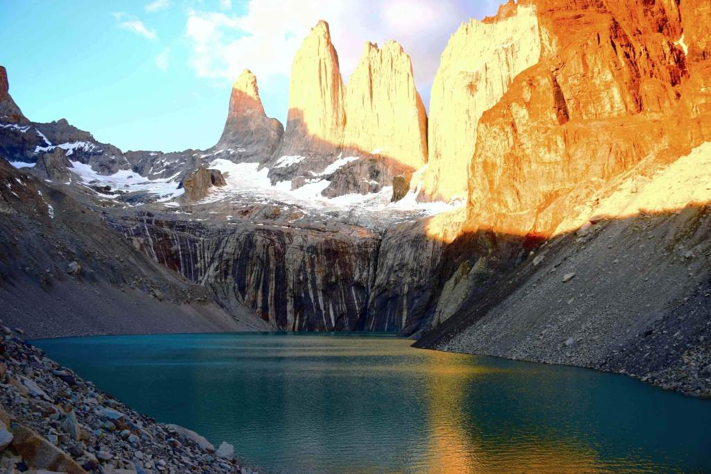 torres del paine hike is one of the best in south america by far