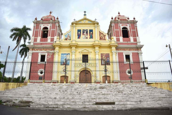 One of the best things to do in Leon Nicaragua is exploring the streets