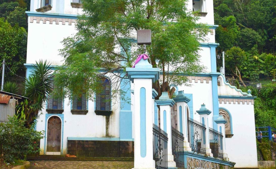 Ataco is a town on the ruta de las flores near Juayua
