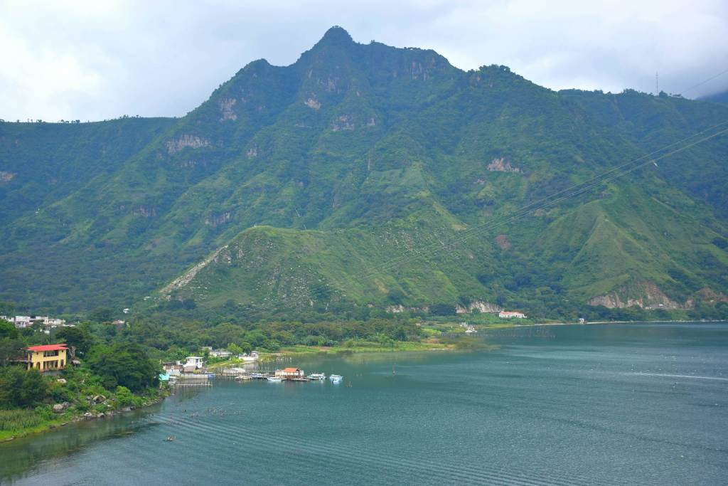 the amazing view is a tops of the things to do in lake atitlan