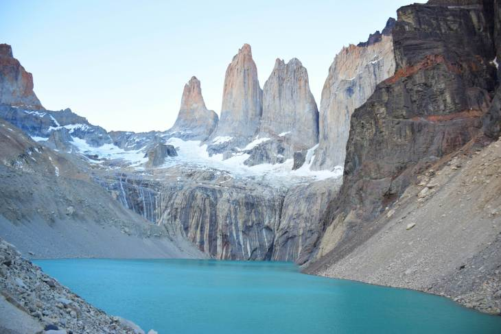 more torres del paine photos