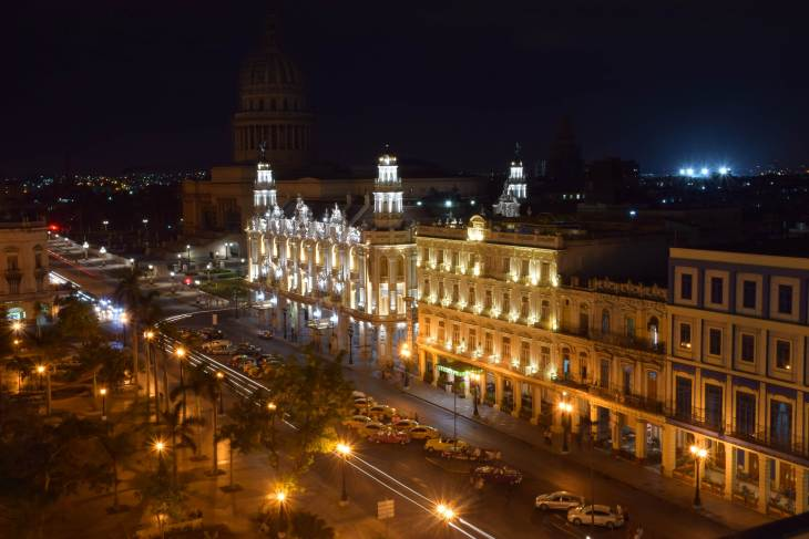 the views are the best things to do in Havana