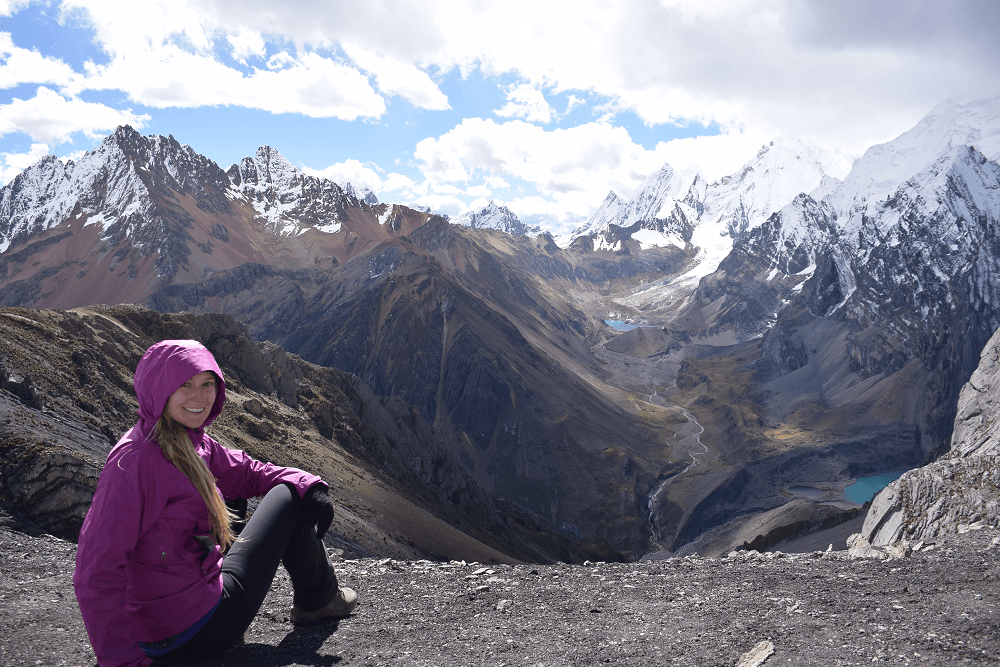 Hiking in Huaraz, Peru - The Cordillera Blanca