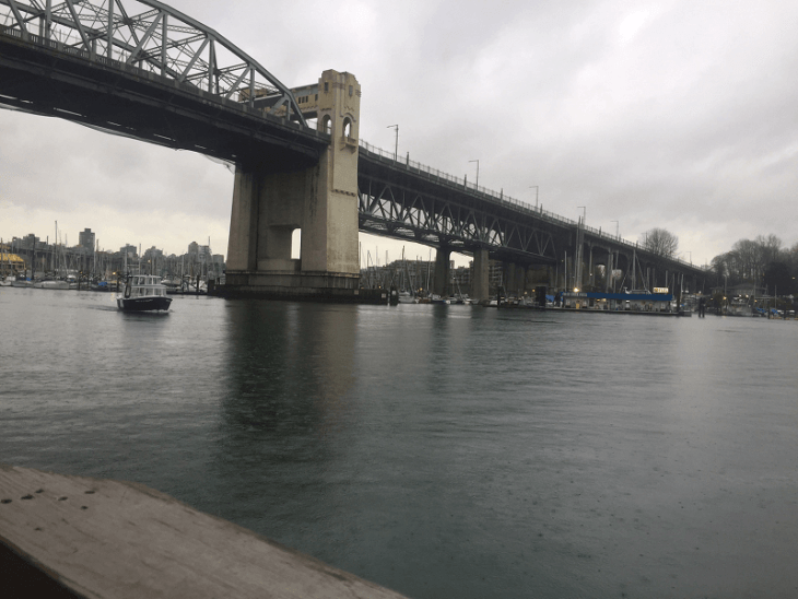 where to stay in Vancouver for a backpacker