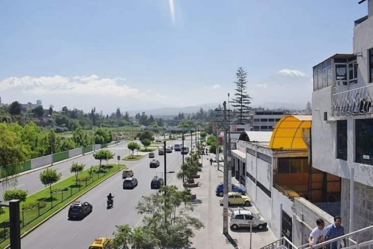 cities in peru