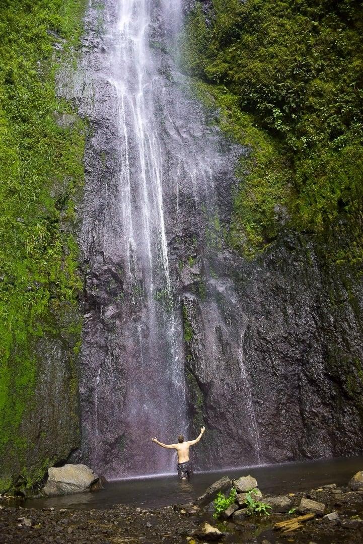 San Ramon waterfall ometepe, Nicaragua travel guide