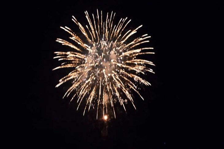 queenstown winter festival fireworks