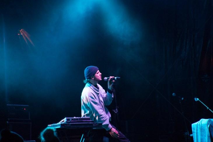 MAALA performing