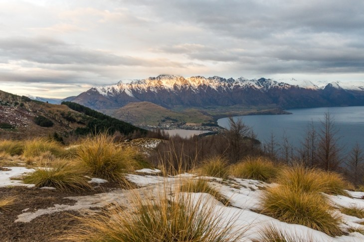 the remarkables mountain range are perfect for photos