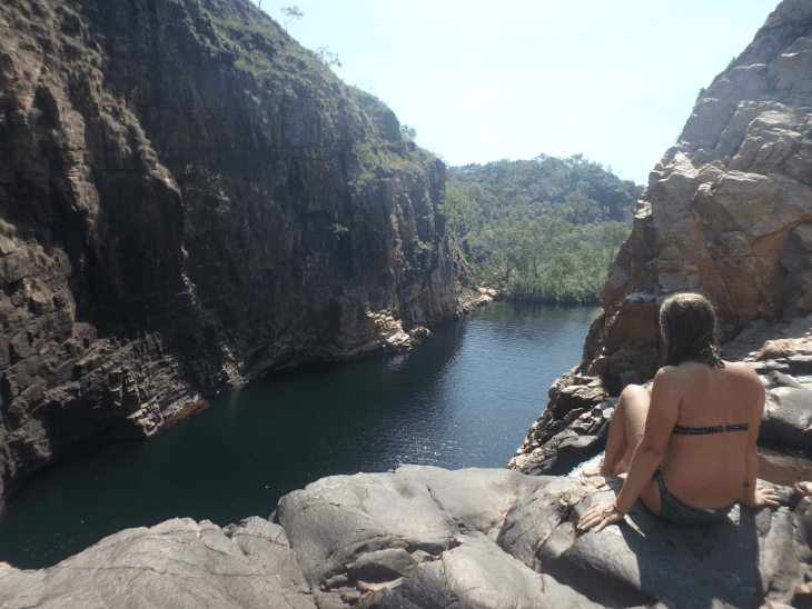 barramundi gorge lookout