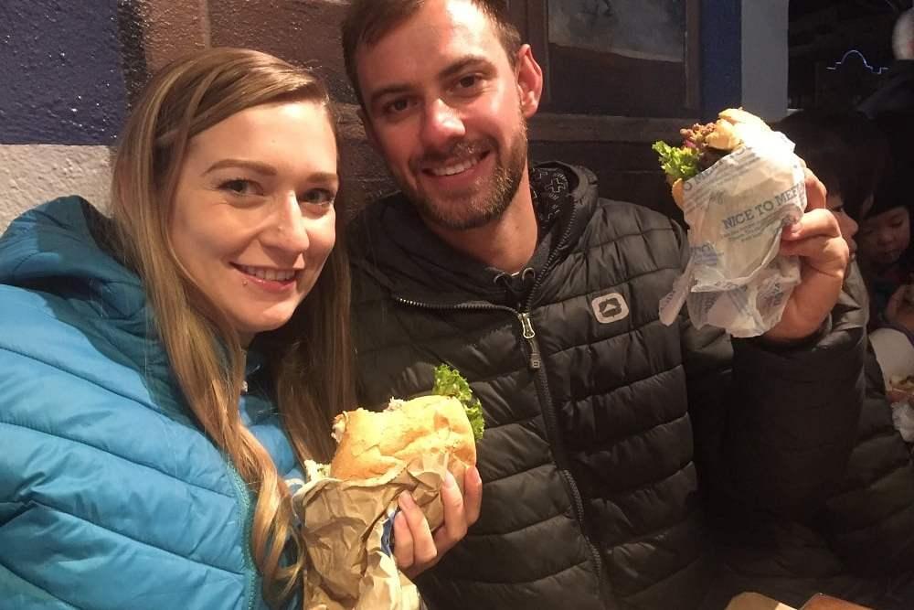 the best burger in queenstown