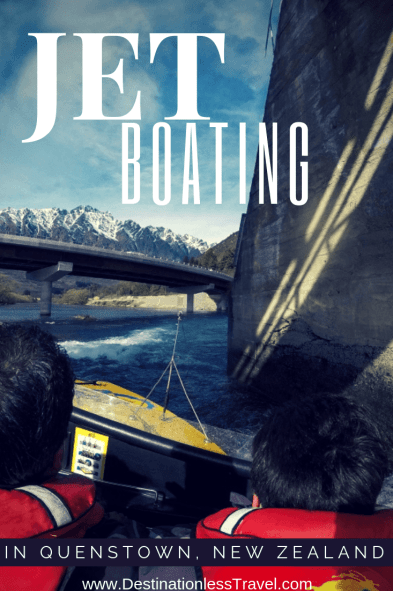 jet boating in queenstown