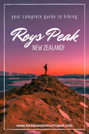 your complete guide to hiking roys peak pinterest