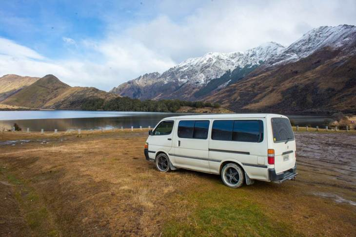 what is freedom camping in new zealand