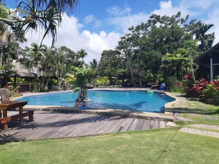 uprising beach resort pool