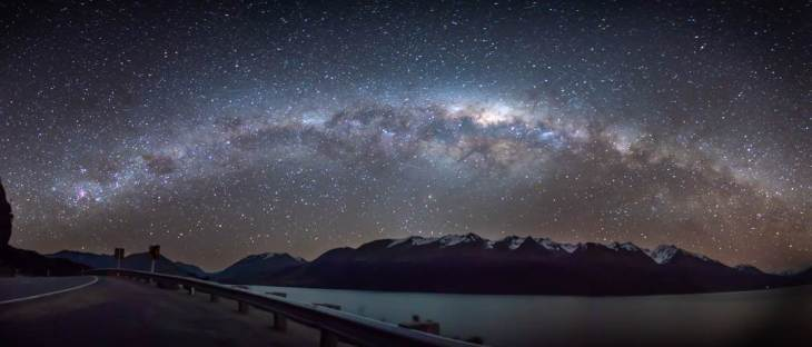 Shooting stars near queenstown is a best things to do in Queenstown