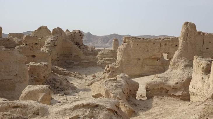 Jiaohe Ancient City is a great reason to travel to china