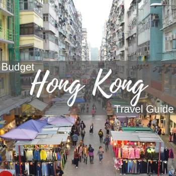 Budget Hong Kong travel guide