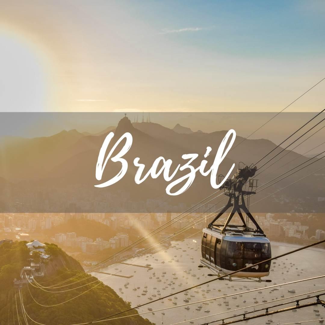 Brazil travel blogs by destinationlesstravel