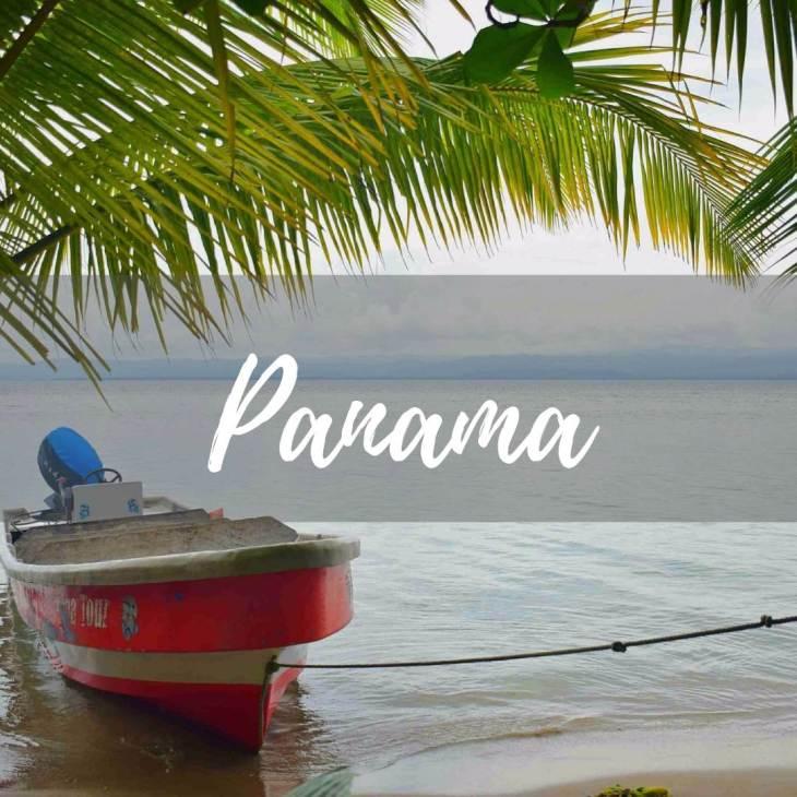 Panama Blogs by Destinationless Travel