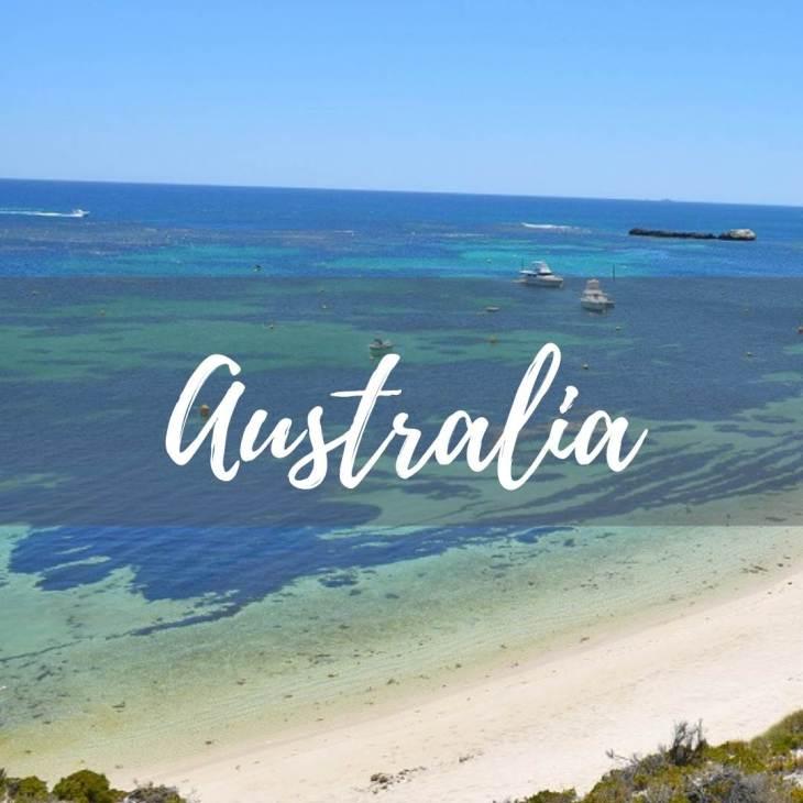 Australia travel blogs by Destinationless Travel