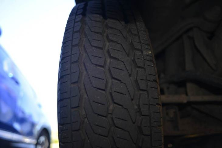 The tread to look for when buying a campervan in New Zealand